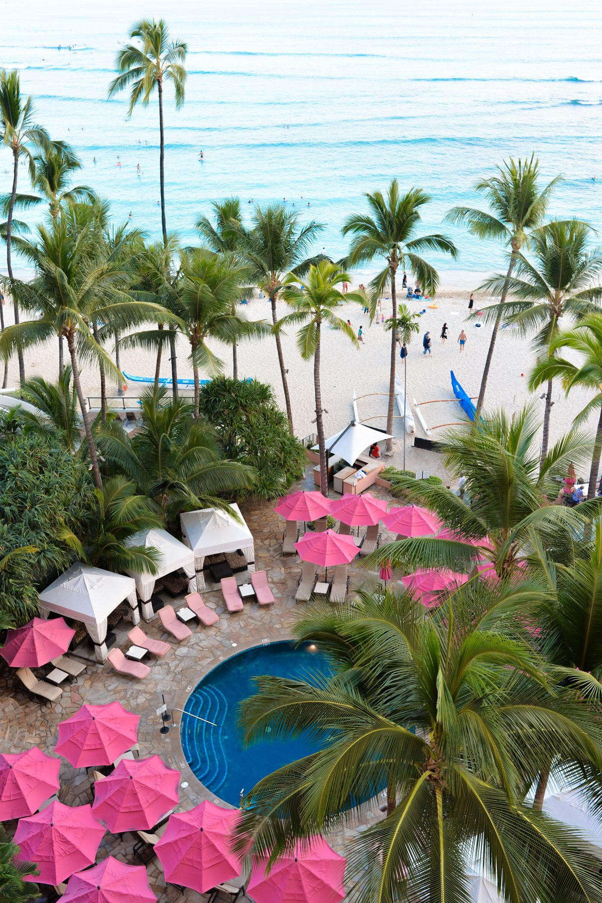 The Royal Hawaiian Oahu Hotels On Stacieflinner