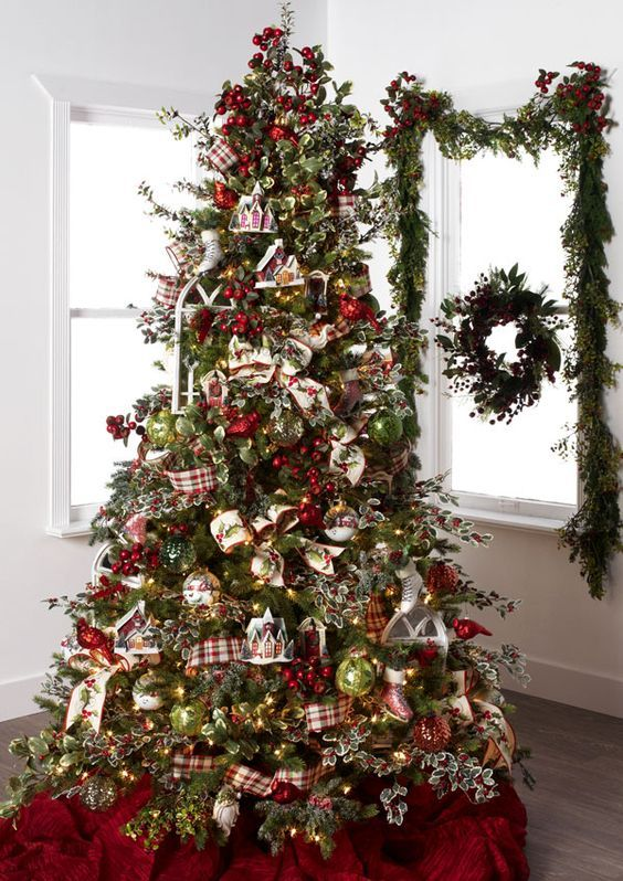 Trends to decorate your Christmas tree 2017 - 2018 ...