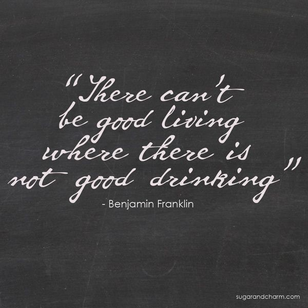 A Word From the Wise | Wine Quotes & Wine Funnies | Beer quotes
