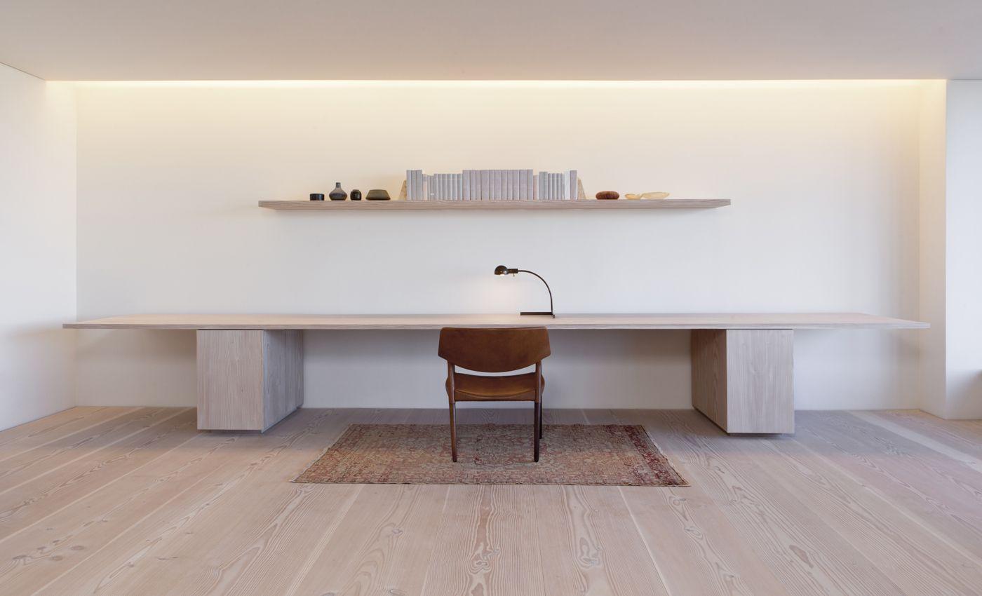 Modernes arbeitszimmer  Douglasie bodendiele - Dinesen | Interior | Pinterest | Douglasie ...