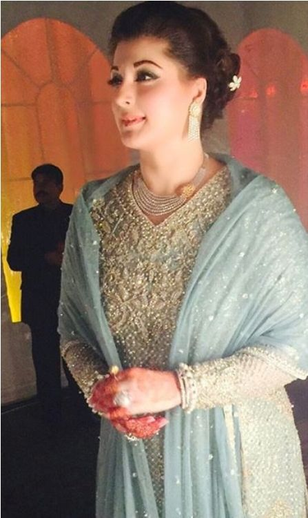 pictures of Maryam Nawaz Sharif's Daughter Wedding | Fashion & Style