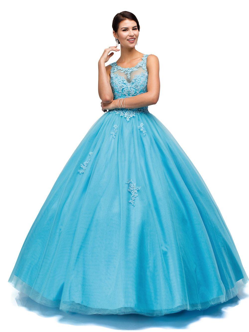Quinceanera dresses prom dressesucbrueaqnucbrueillusion scoop
