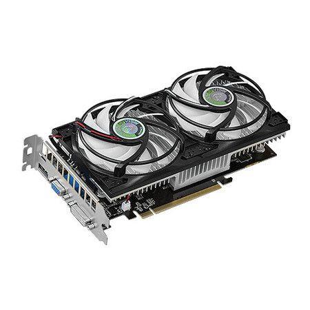 Placa De Vdeo VGA Point Of View GeForce GT 9800 Dual Fan Low Power 1GB GDDR3 256bits PCI E 20 R VGA150913G 2