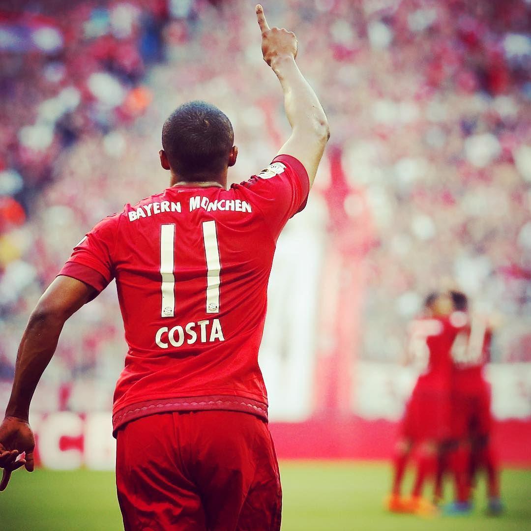"""#costa #FCBFCA #Bundesliga #FCBayern #packmas #MiaSanMia"""""""