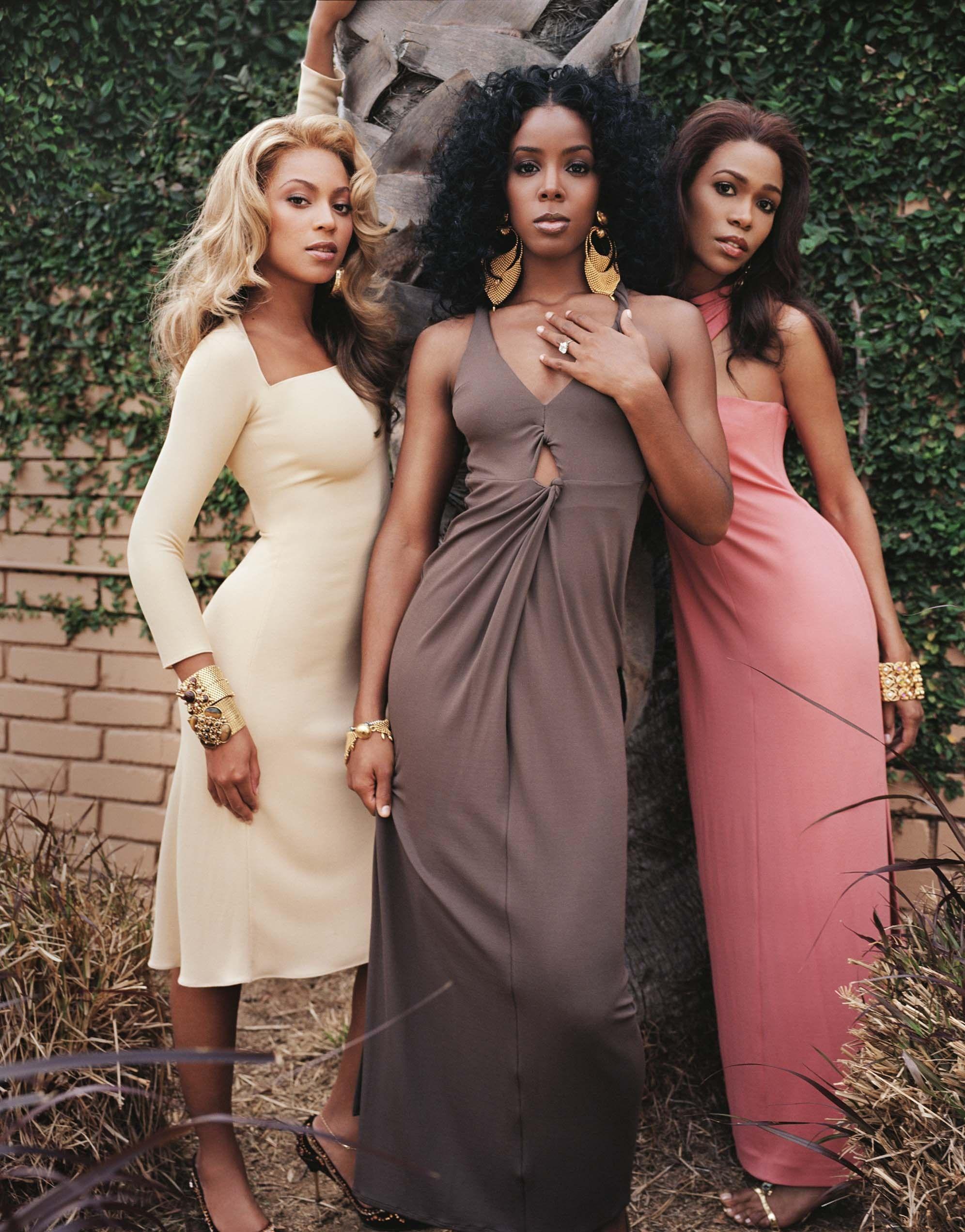 Destiny s Child R B soul hip hop pop Girl group Beyonce Knowles