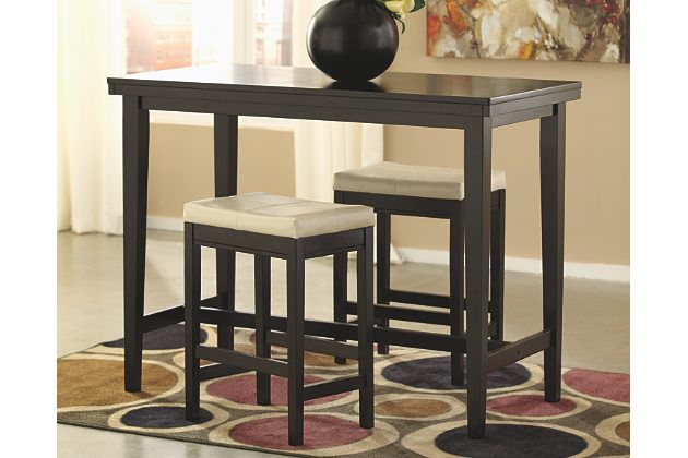 Kimonte Counter Height Dining Room Table By Ashley Homestore