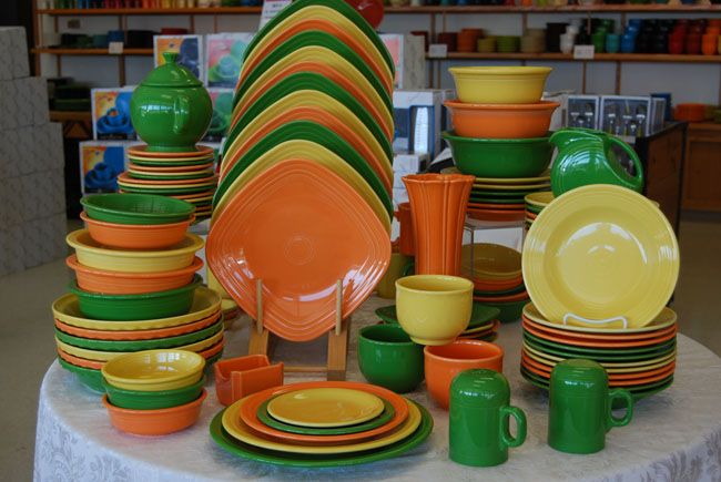 Fiesta Dinnerware | love the color combinations | Fiesta® / Homer