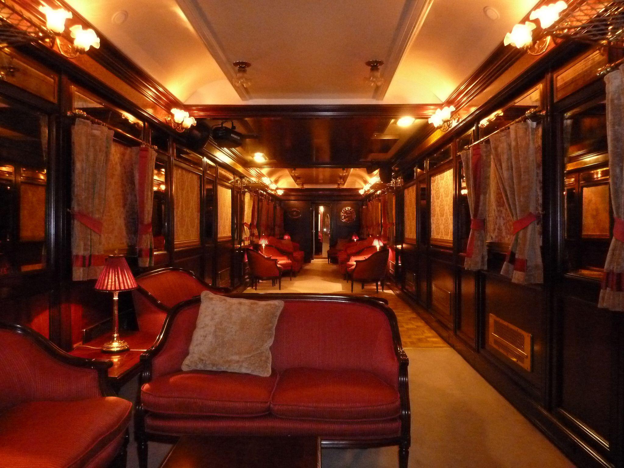 Al Andalus Luxury Train In Spain Luxury Train Train Travel Train