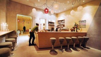 Konsep Desain Ruangan Cafe Minimalis Sederhana Mewah Model Rumah Interior Kafe Desain Kafe Desain Interior Modern