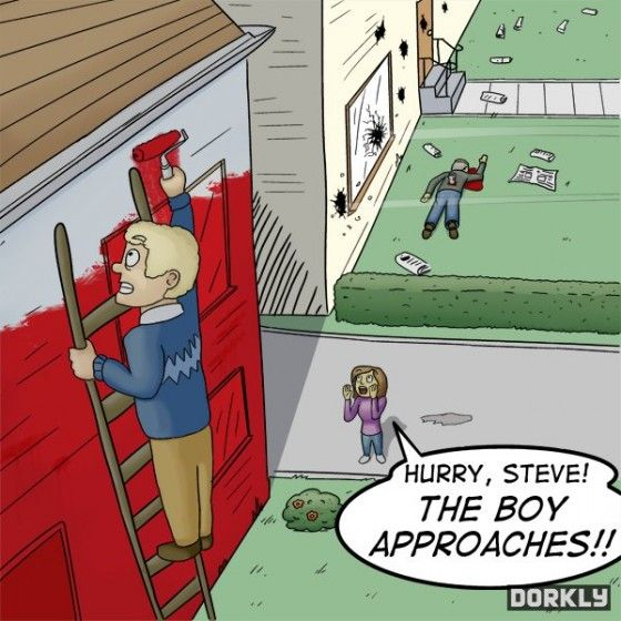 Video Game Humor From Dorkly Funny Games Video Games Funny Humor