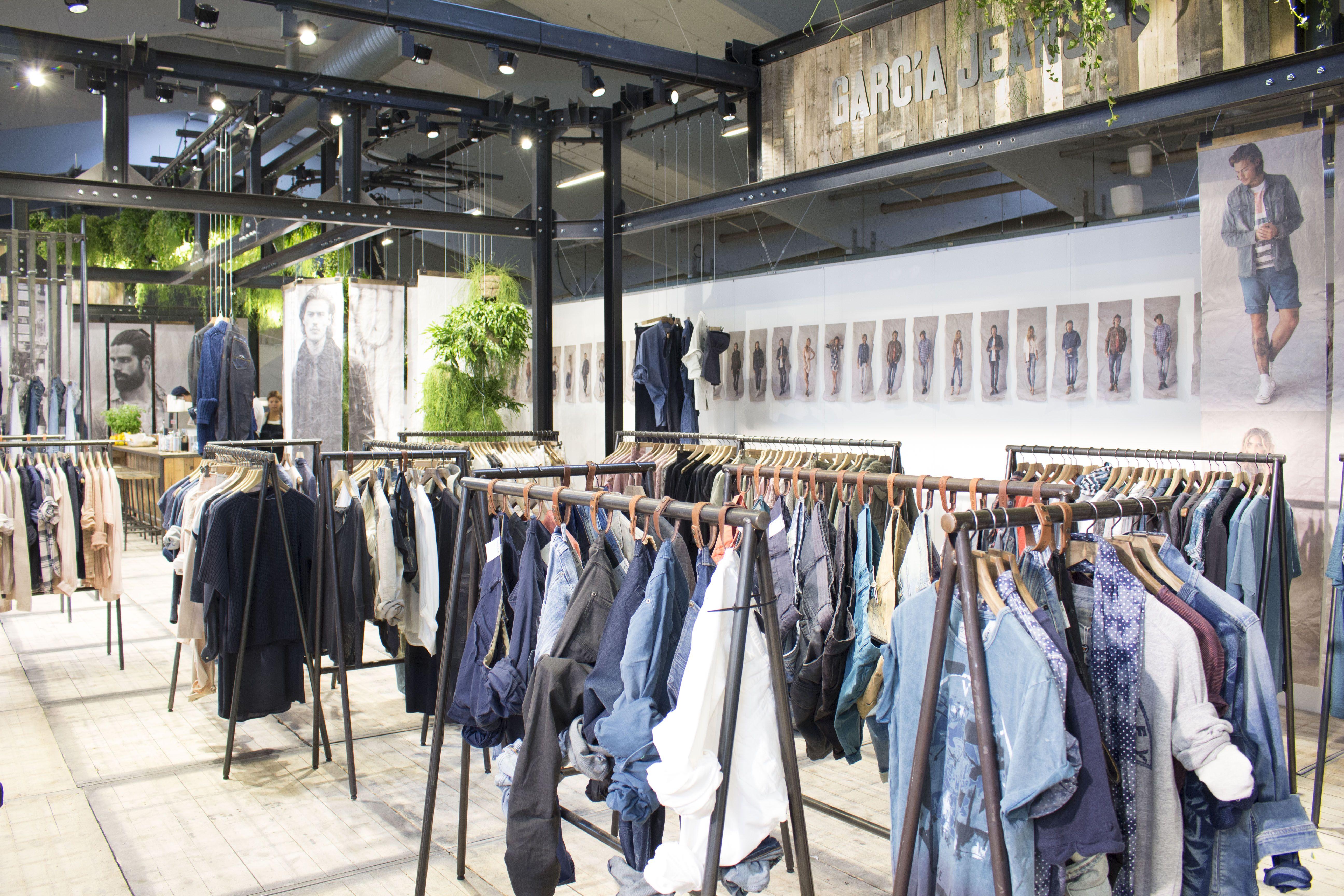 awesome garcia jeans retail design interior design booth fair ciff copenhagen with diventare ...