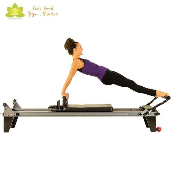 Control Back Pilates Reformer Exercise 2 #PilatesExercise