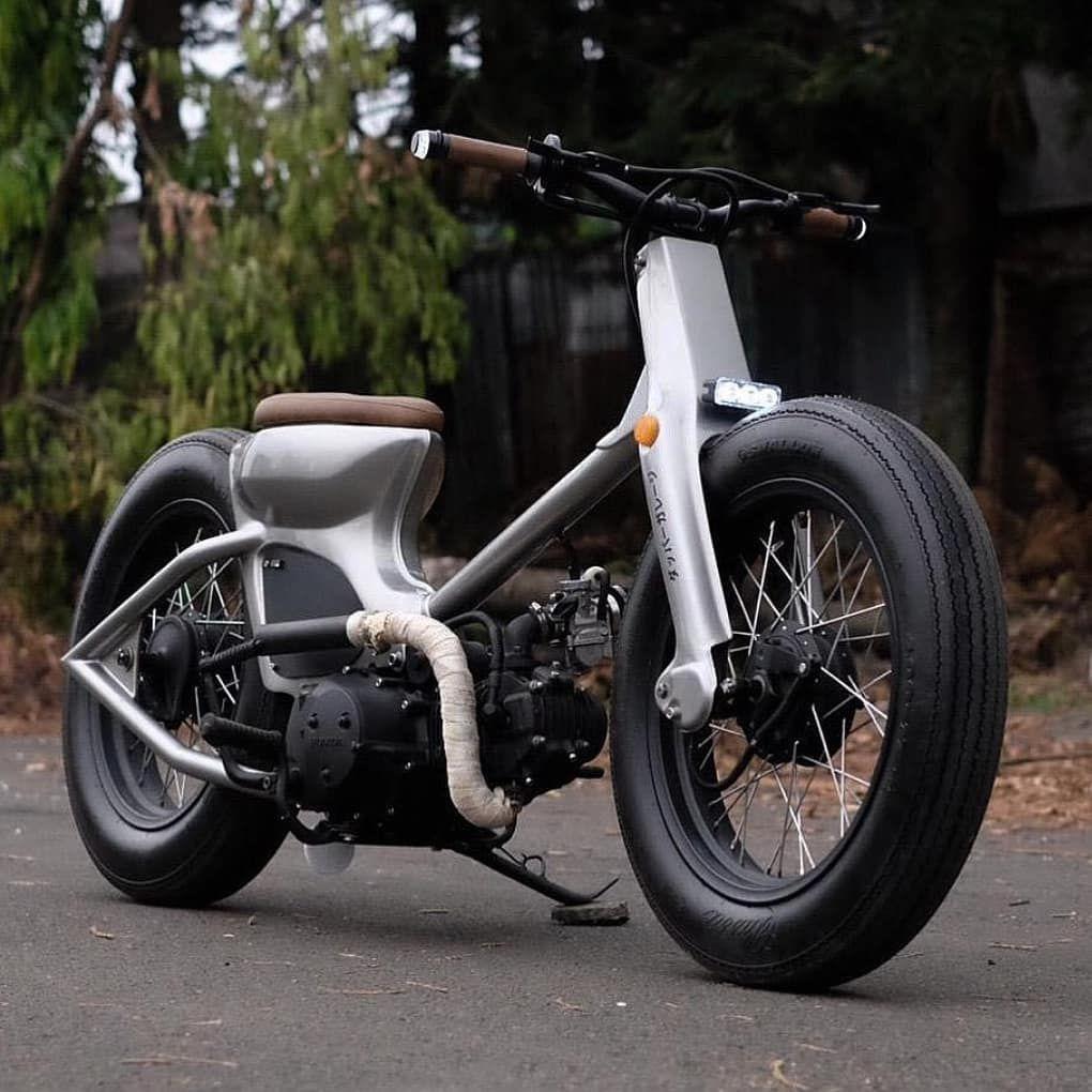 Honda Super CubC111