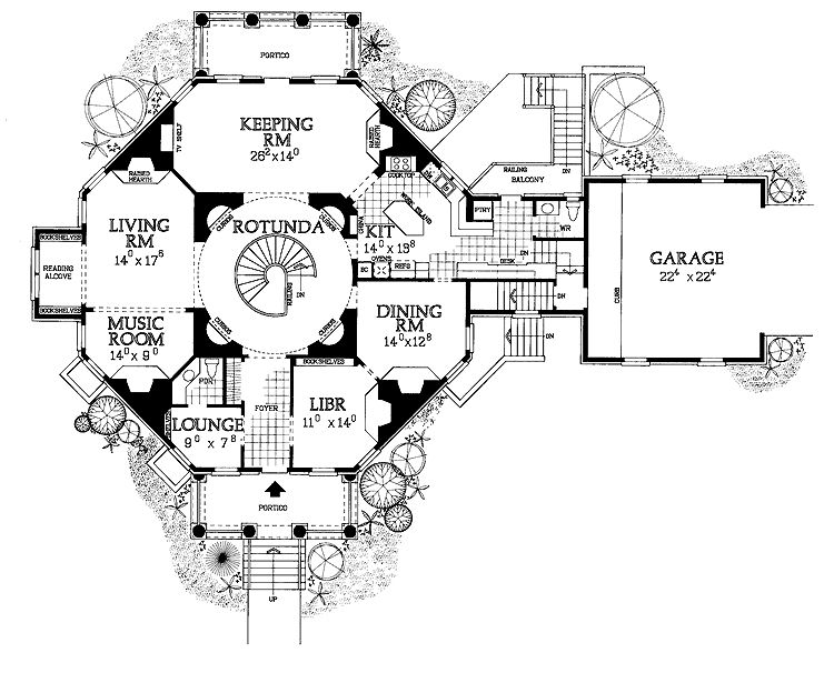 In the style of jeffersons poplar forest house homes pinterest in the style of jeffersons poplar forest house malvernweather Gallery