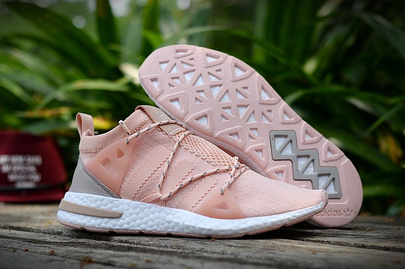 100% authentic 12bf2 55bb8 Adidas Arkyn Boost pink WhatsApp:+18159165938