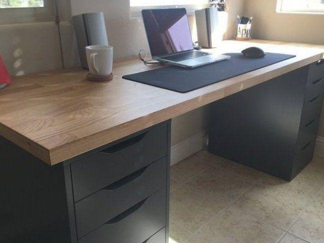 22 DIY Computer Desk Ideas that Make More Spirit Work - Office Desk - Ideas of Office Desk #OfficeDesk - My Desk Set Up YouTube
