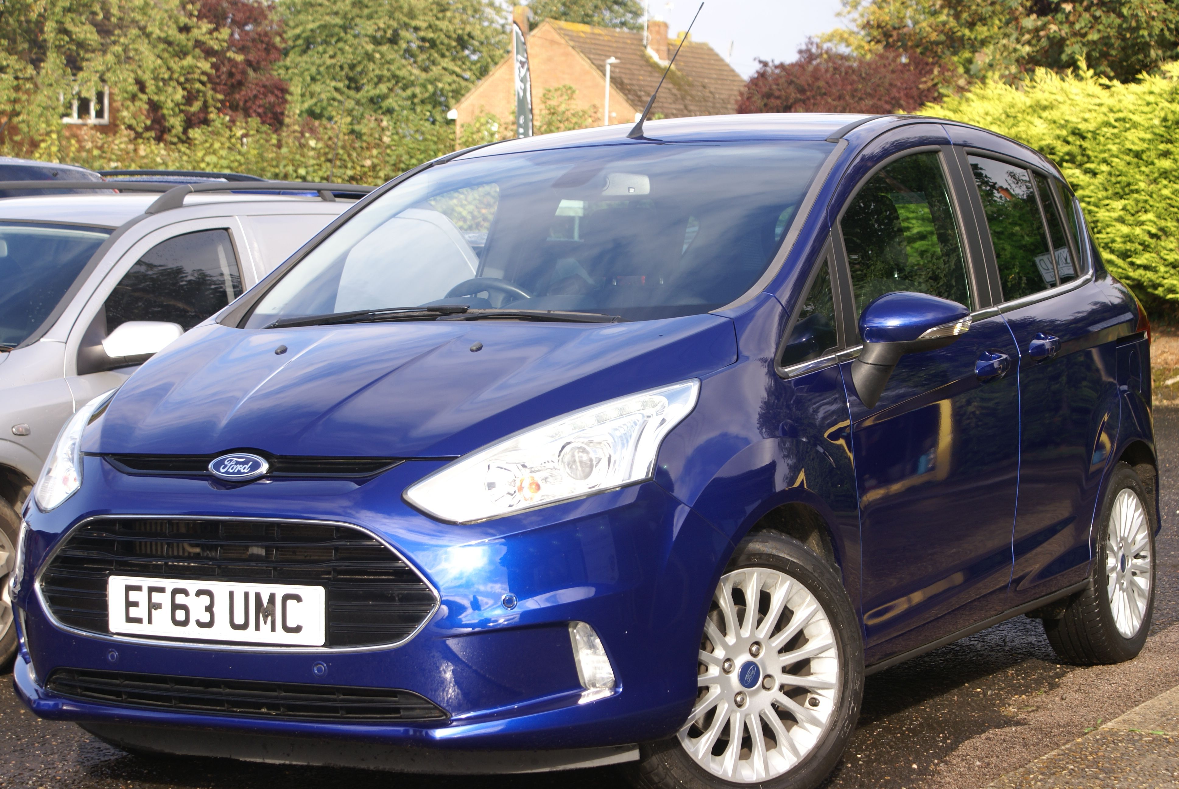 Ford S Baby Supermini That Is Based On The Fiesta Giving You Extra