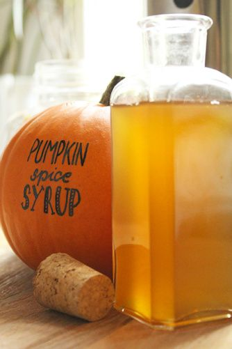 Pumpkin Spice Syrup | Getränke rezepte, Kürbisgewürz, Gewürze