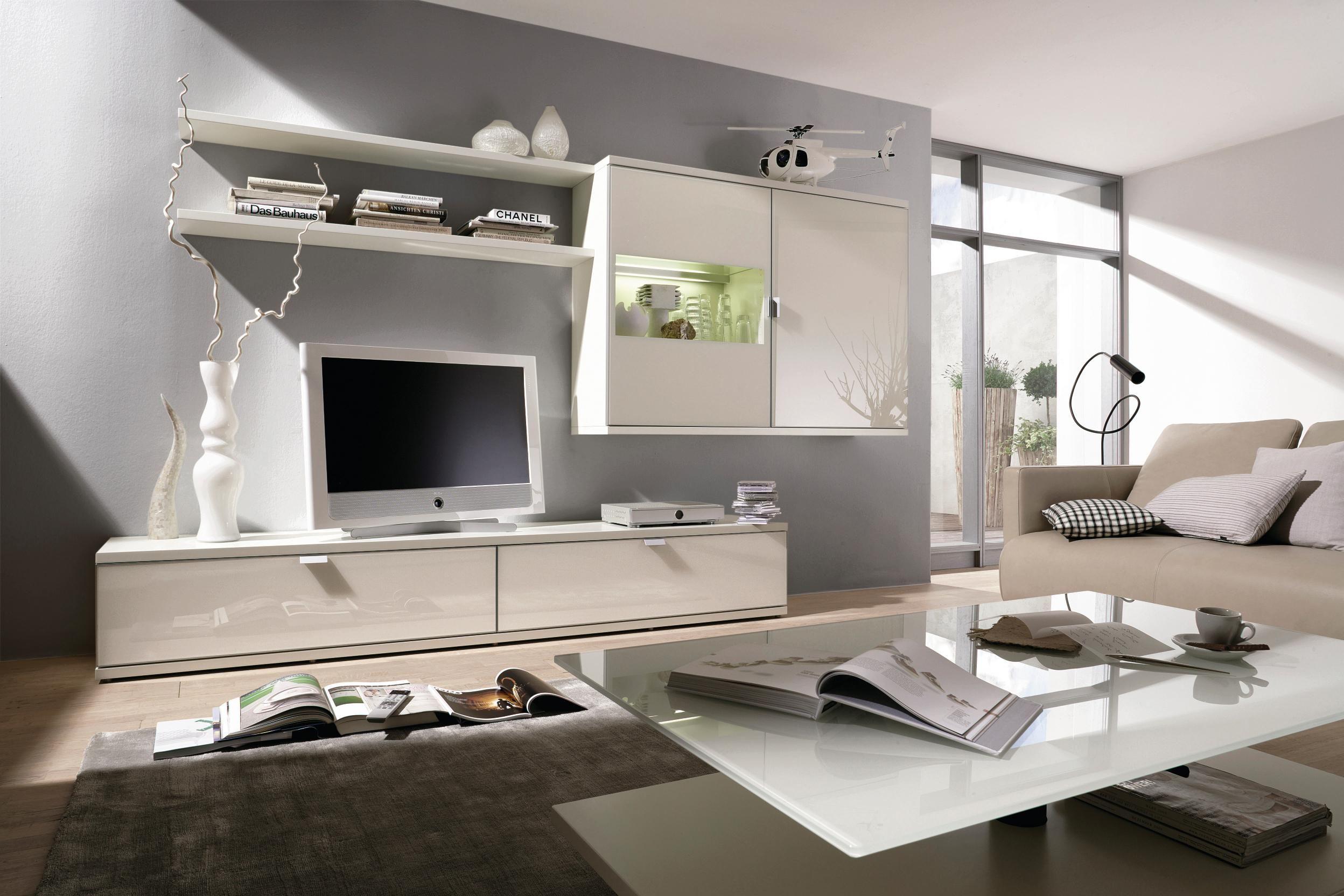 Fesselnd Moderne Wohnwand In HÜLSTA Markenqualität   Individuell Planbar