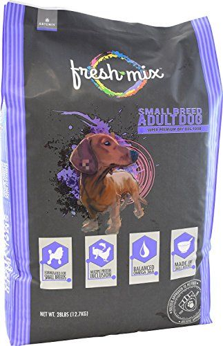 Artemis Fresh Mix Small Breed Adult Formula Dry Dog Food To View