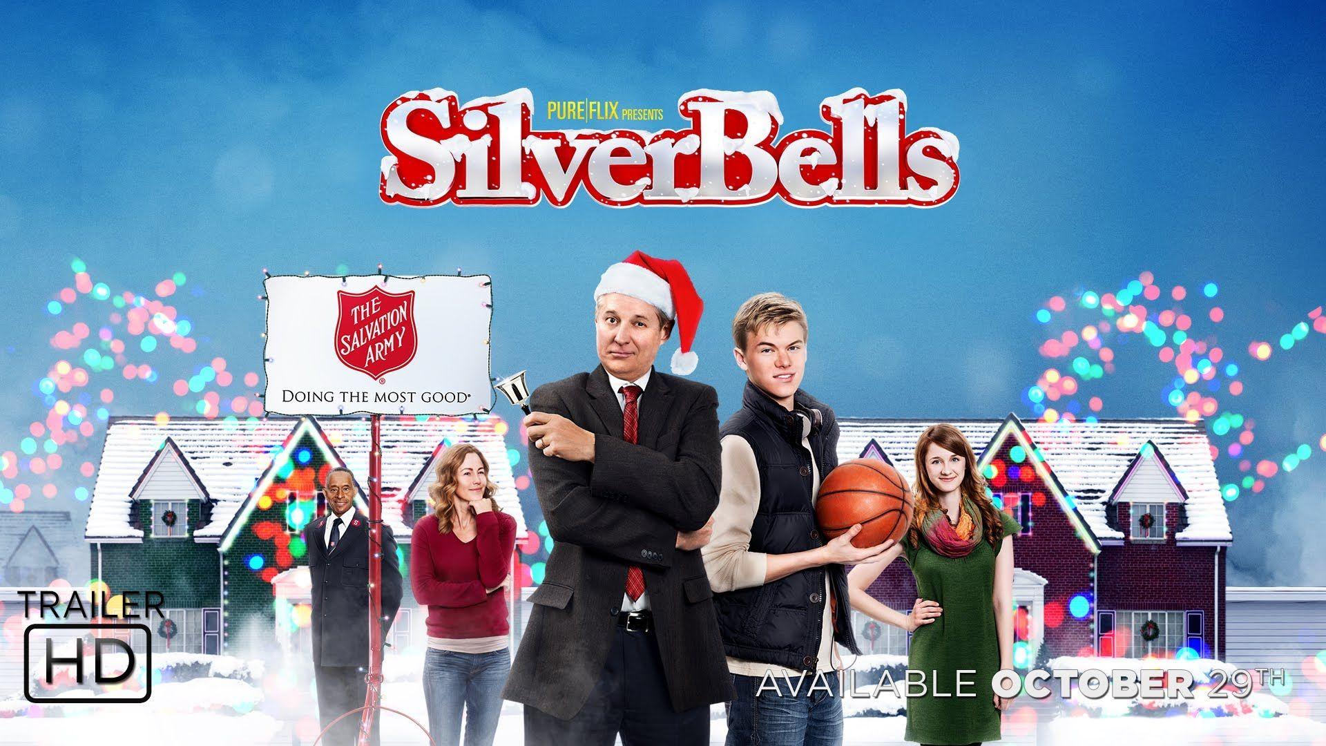 Silver Bells starring Bruce Boxleitner Kenton Duty
