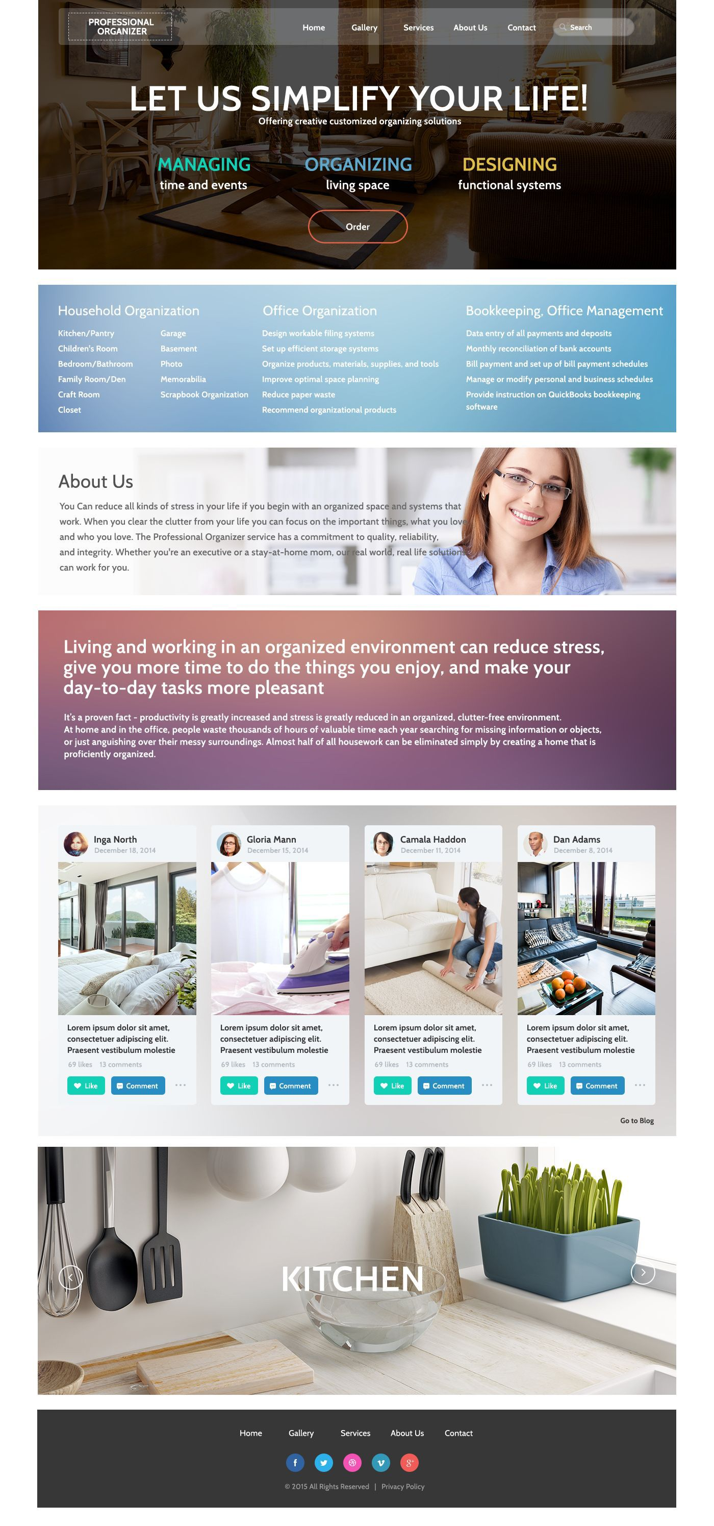 office responsive website template pinterest template and website