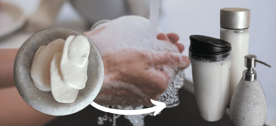 How to Make Liquid Soap From Leftover Bar Soap in 2020