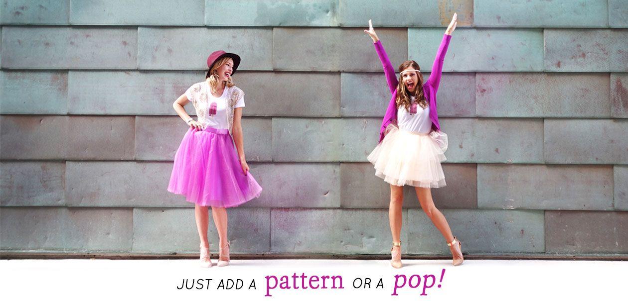 Patterns & Pops