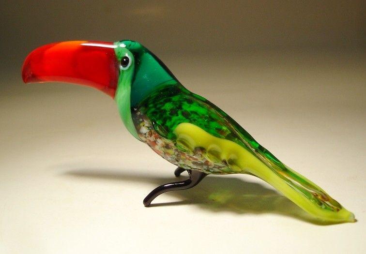 Glass Toucan