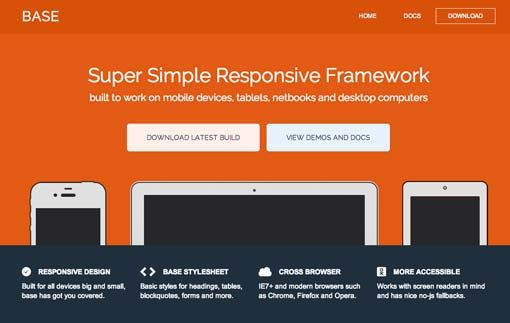 20 responsive css frameworks and grids worth considering books 20 responsive css frameworks and grids worth considering malvernweather Gallery