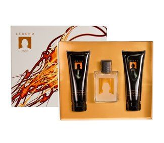 Save $16.01 on Michael Jordan Legend Fragrance Gift Set for Men; only $33.99 + Free Shipping