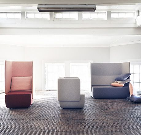 Discover All The Information About The Product Contemporary Sofa / Fabric /  For Public Buildings / SPIRIT : OPERA By Busk U0026 Hertzog   SOFTLINE A/S And  Find ...