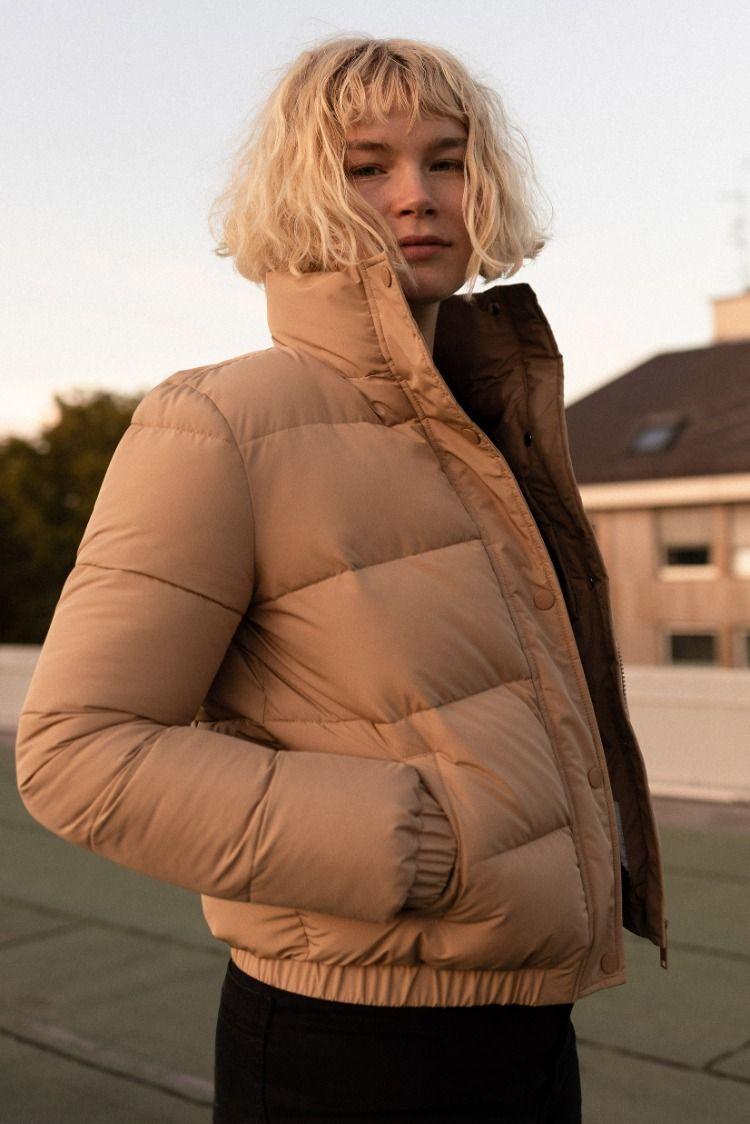 Ellie Puffer Jacket Puffer Jackets Jackets Zip Coat [ 1124 x 750 Pixel ]