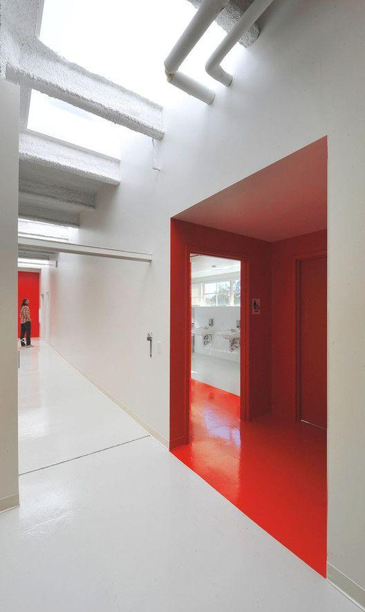 lehrer architects office design. Unite Here Health LA Office,Courtesy Of Lehrer Architects Office Design
