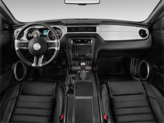 2014 ford mustang interior whitemarshford