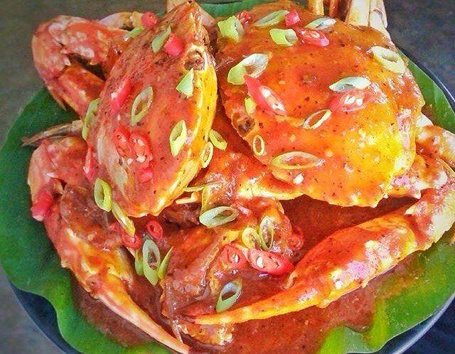 Resep Masakan Kepiting Goreng Sauce Asam Manis Resep Masakan Resep Masakan Indonesia Makanan Dan Minuman