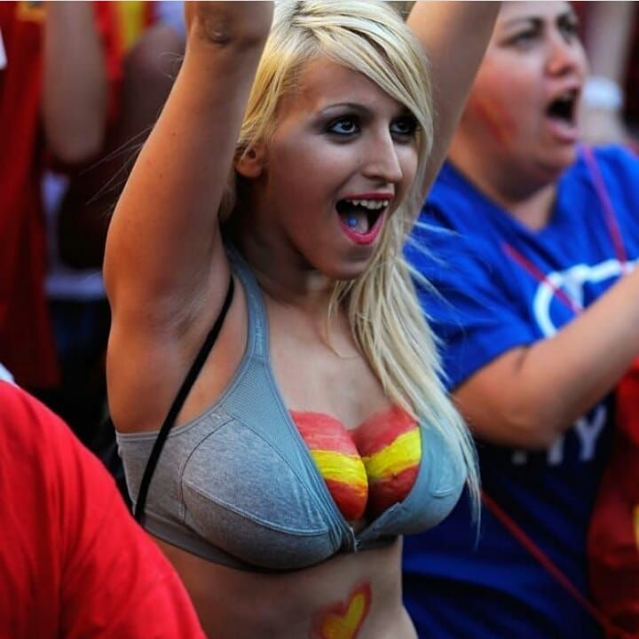 Hot girls in spain