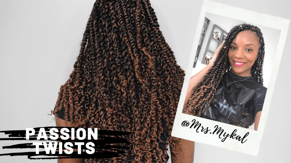PASSION TWISTS – SUMMER HOT PROTECTIVE STYLE