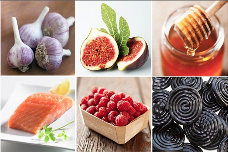 The 10 Foods That Can Help Get You In The Mood Valentine's Day is here! And many of us are looking forward to a romantic night in. And creating the perfect meal - rife with aphrodisiacs - can get us in the mood for love. Scroll down for video While many might avoid garlic, fearing bad breath, it has actually been considered an aphrodisiac since ancient Egyptian times, Healthista reports. And we...