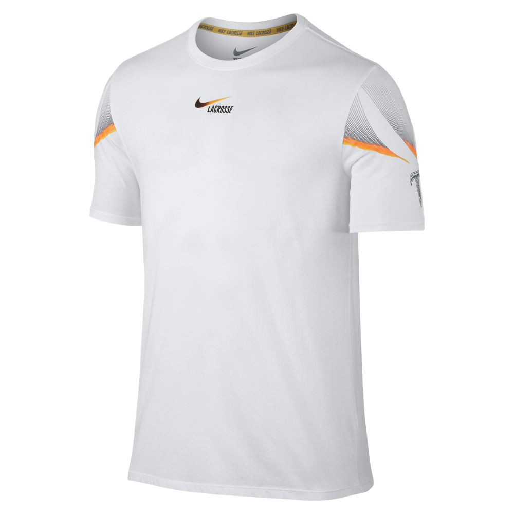 a341c26a5 Nike Thompson Brothers Men s Lacrosse T-Shirt Size Large (White) - Clearance  Sale