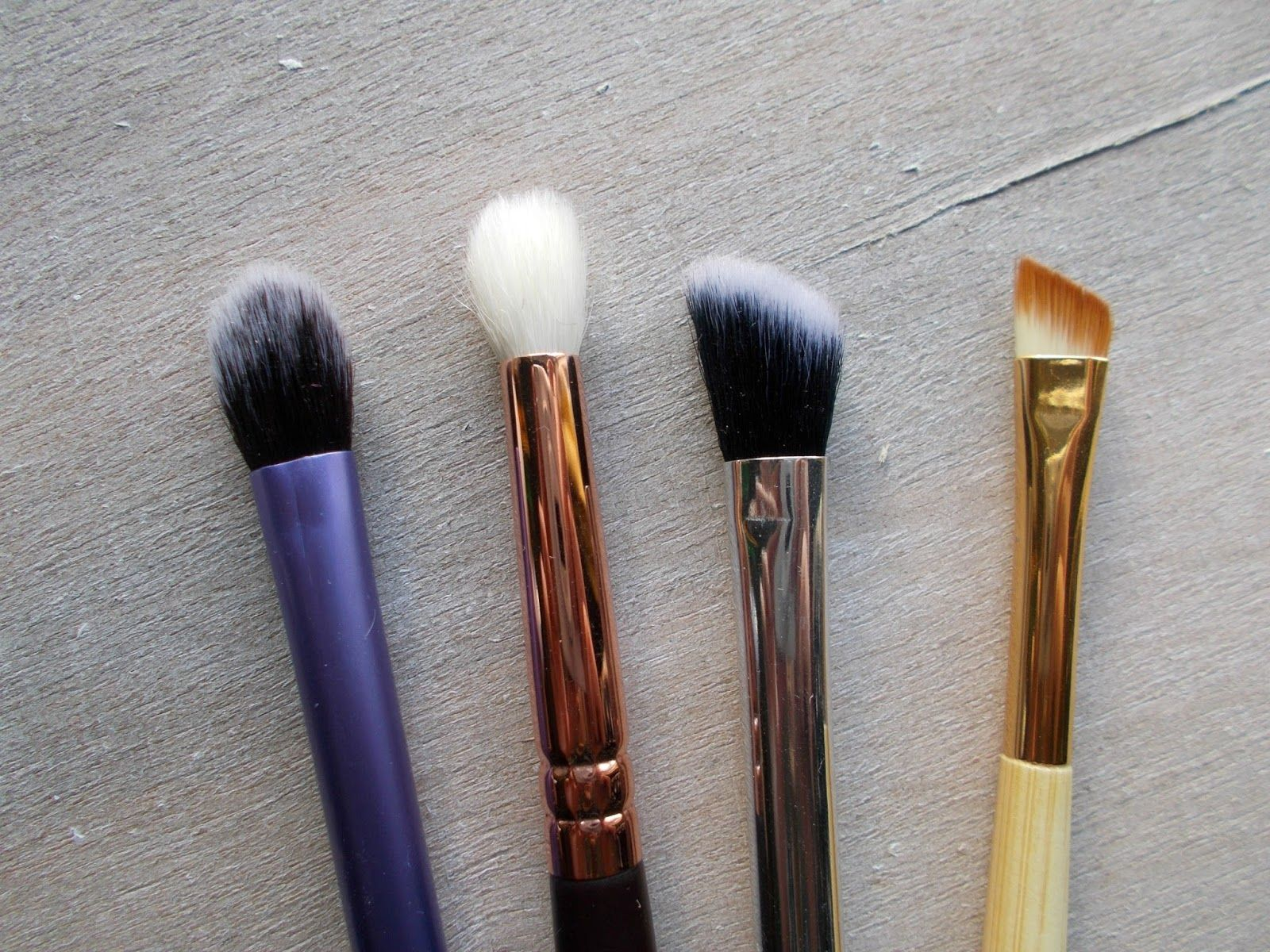 favourite makeup best brushes real techniques base shadow