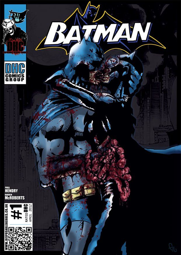 Zombie Batman Comic zombie batman - Google...