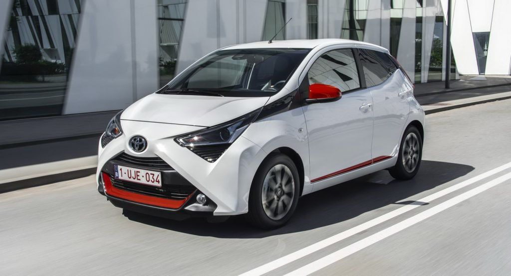 Toyota And Psa To End Joint Production Of Aygo Peugeot 108 And Citroen C1 City Cars Toyota Aygo City Car Toyota
