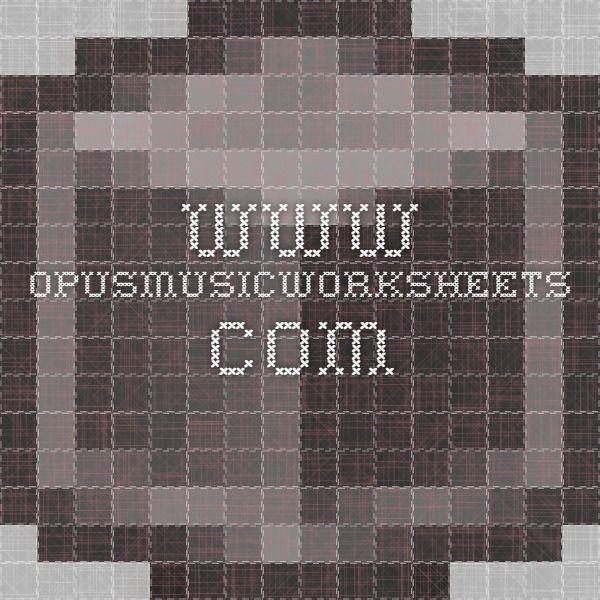 www.opusmusicworksheets.com