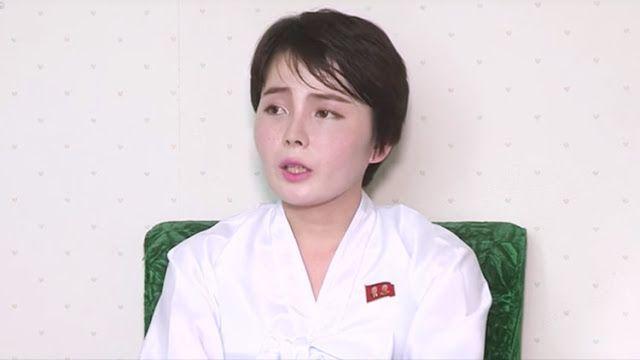 La mujer afirma haber vuelto a cruzar la frontera entre las dos Coreas por voluntad propia, porque la vida en el Sur no resultó ser lo que había esperado.