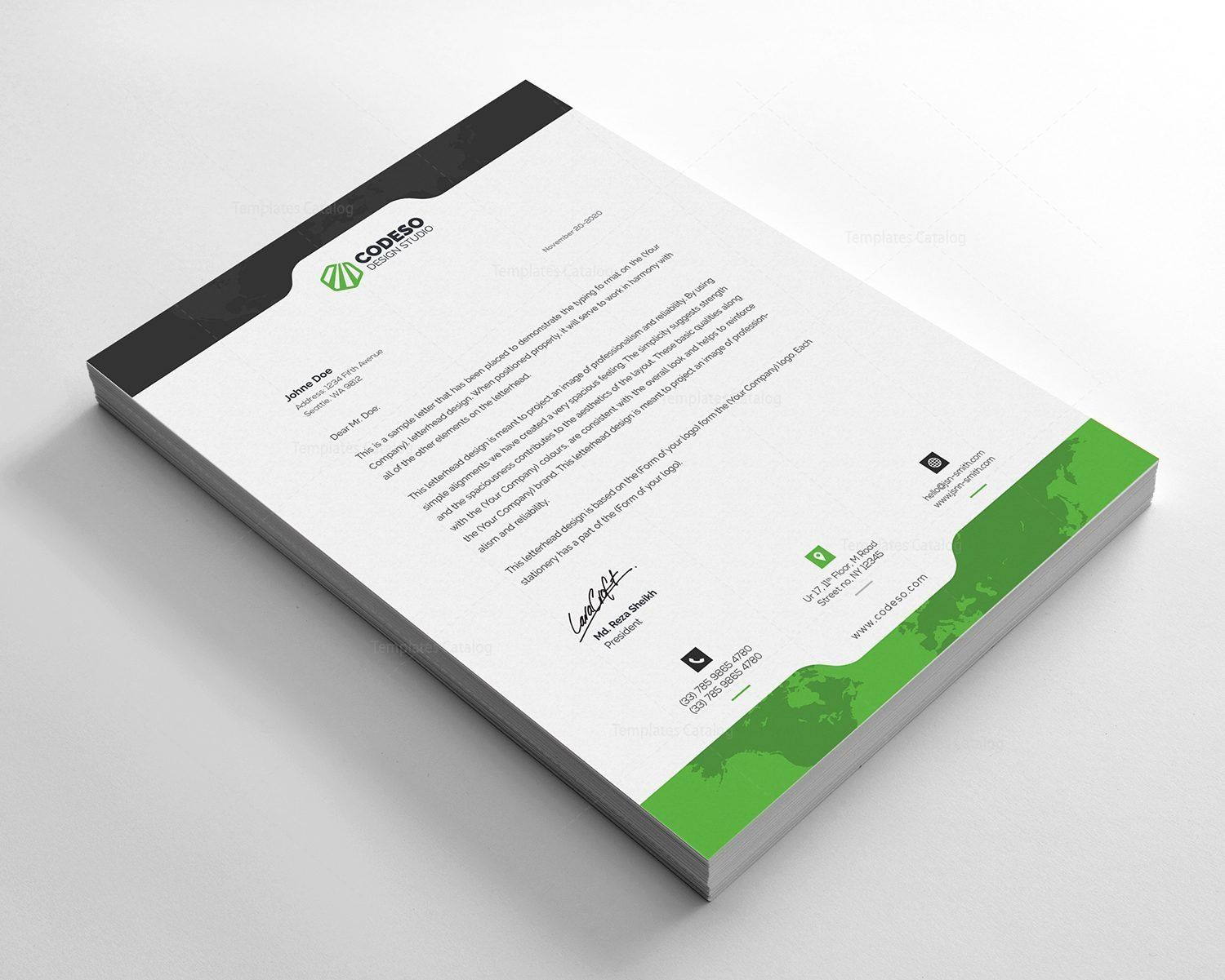 pin on letterheads best resume format for new graduates good opening statement sample in word download