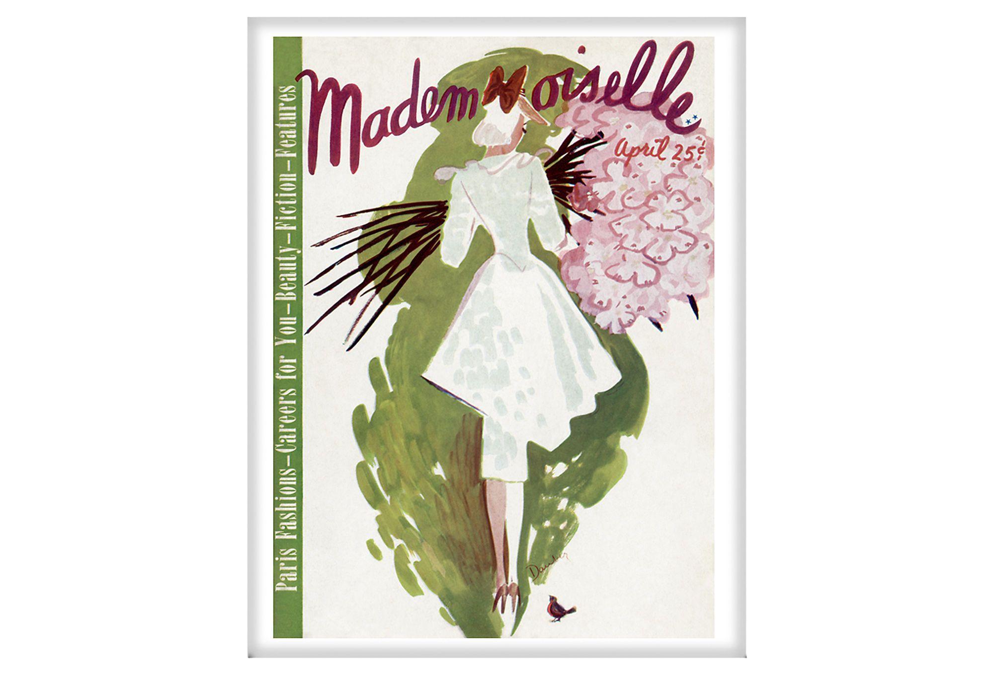 mademoiselle, april 1937