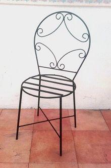 Forja Santiago Cadeiras Serralheria Ideias