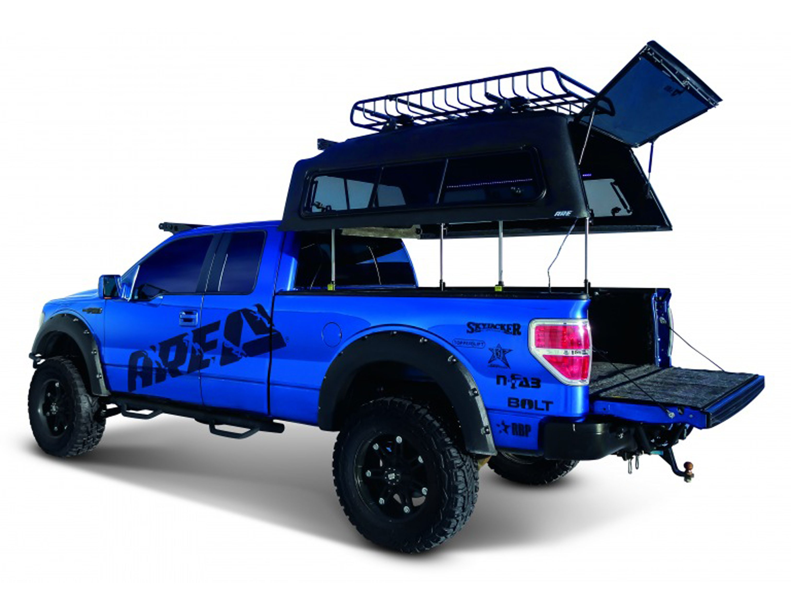 Pin by TopperEZLift on Photos of TopperEZLift Truck bed