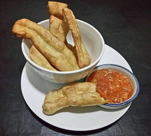 Resep Cakwe Polos Oleh Wina Astarina Resep Makanan Makanan Dan Minuman Resep